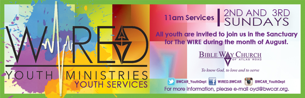 Wired Ministry